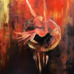 Ballerina - Abstrakt