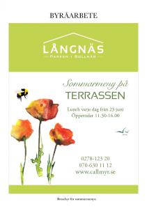 Till Långnäs, byrå-sammarbete